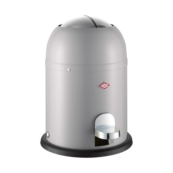 Wesco Mini Master Bad Mulleimer Cool Grey Design For Living Neeser