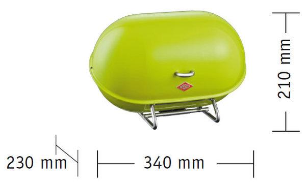 Wesco single breadboy mandel